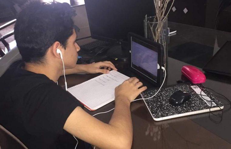 Alumnos de la UAEM con dificultades para tomar clases en línea