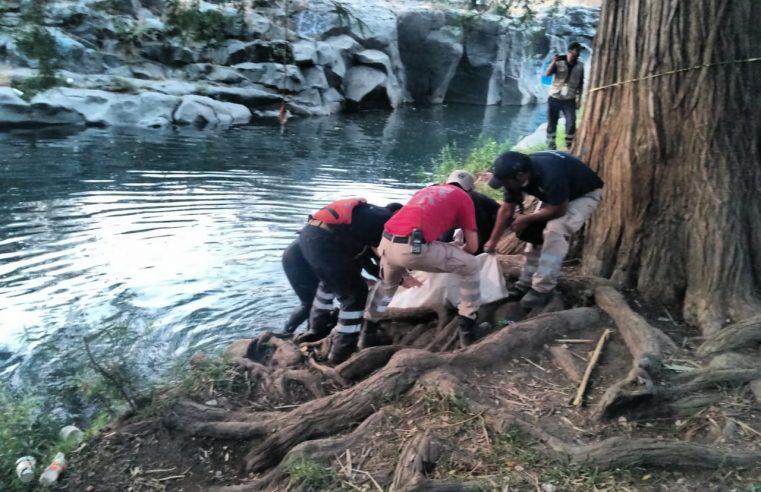 Muere ahogado un joven en el Río Yautepec