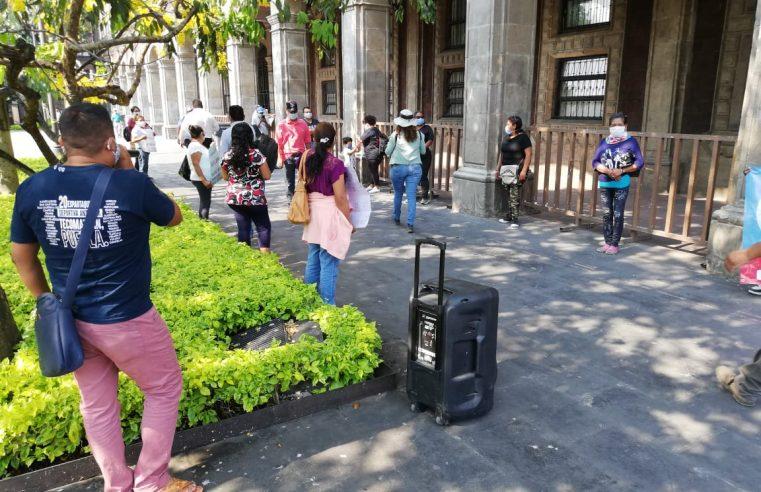 Antorcha Campesina pide despensas para superar crisis por coronavirus en Morelos