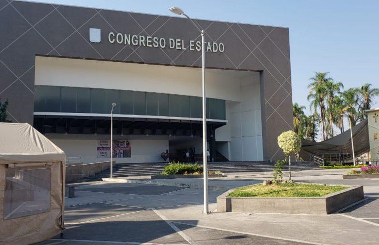Reprograman la sesión en el Congreso de Morelos