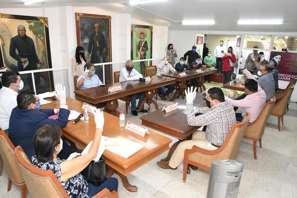 Vota cabildo de Cuautla contra Reforma Político Electoral