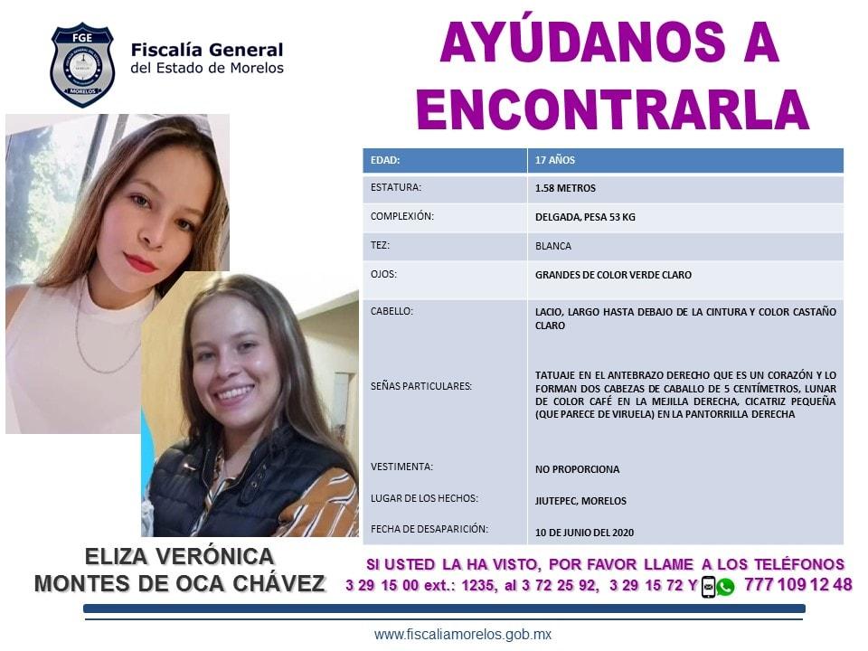 VERÓNICA MONTES DE OCA CHÁVEZ