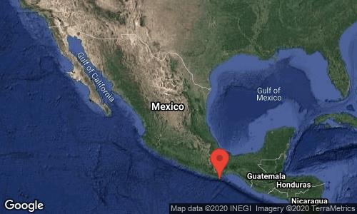 Se percibe sismo de magnitud 7.5 en Morelos