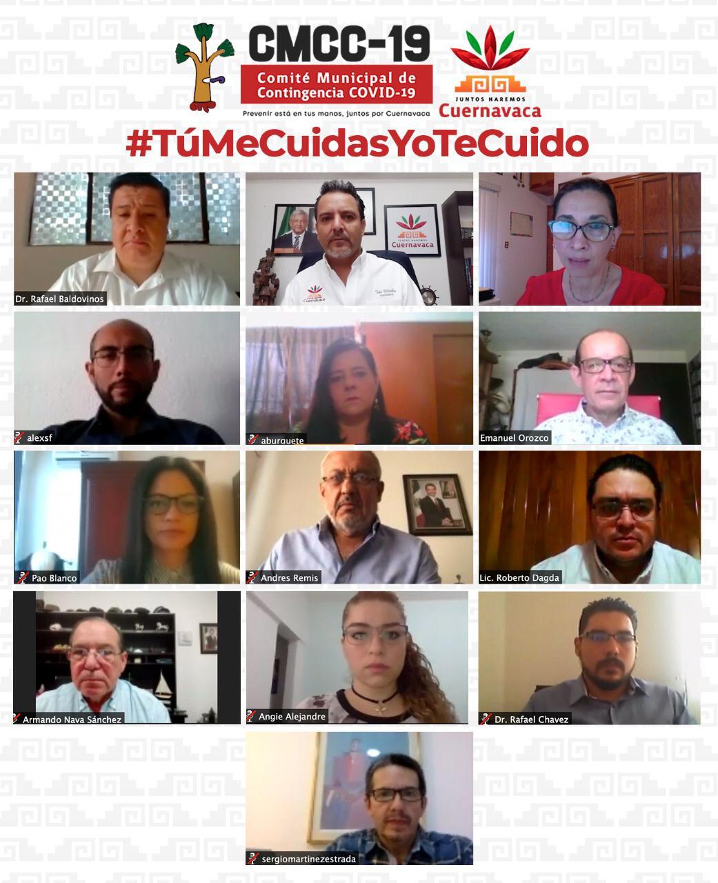 Llaman a ciudadanos de Cuernavaca a no bajar la guardia; la ciudad sigue en semáforo rojo