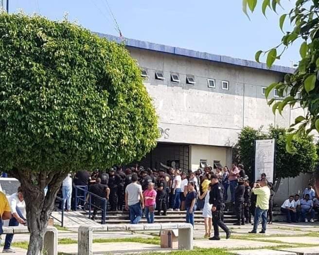Se registra enésima riña al interior del penal de Atlacholoaya