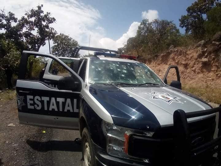 Lamenta gobierno del estado de Guerrero ataque contra policías estatales