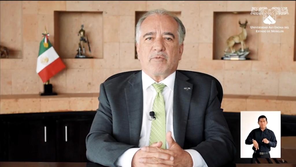 Insiste Gustavo Urquiza a autoridades sobre la necesidad de dotar de más recursos a la UAEM