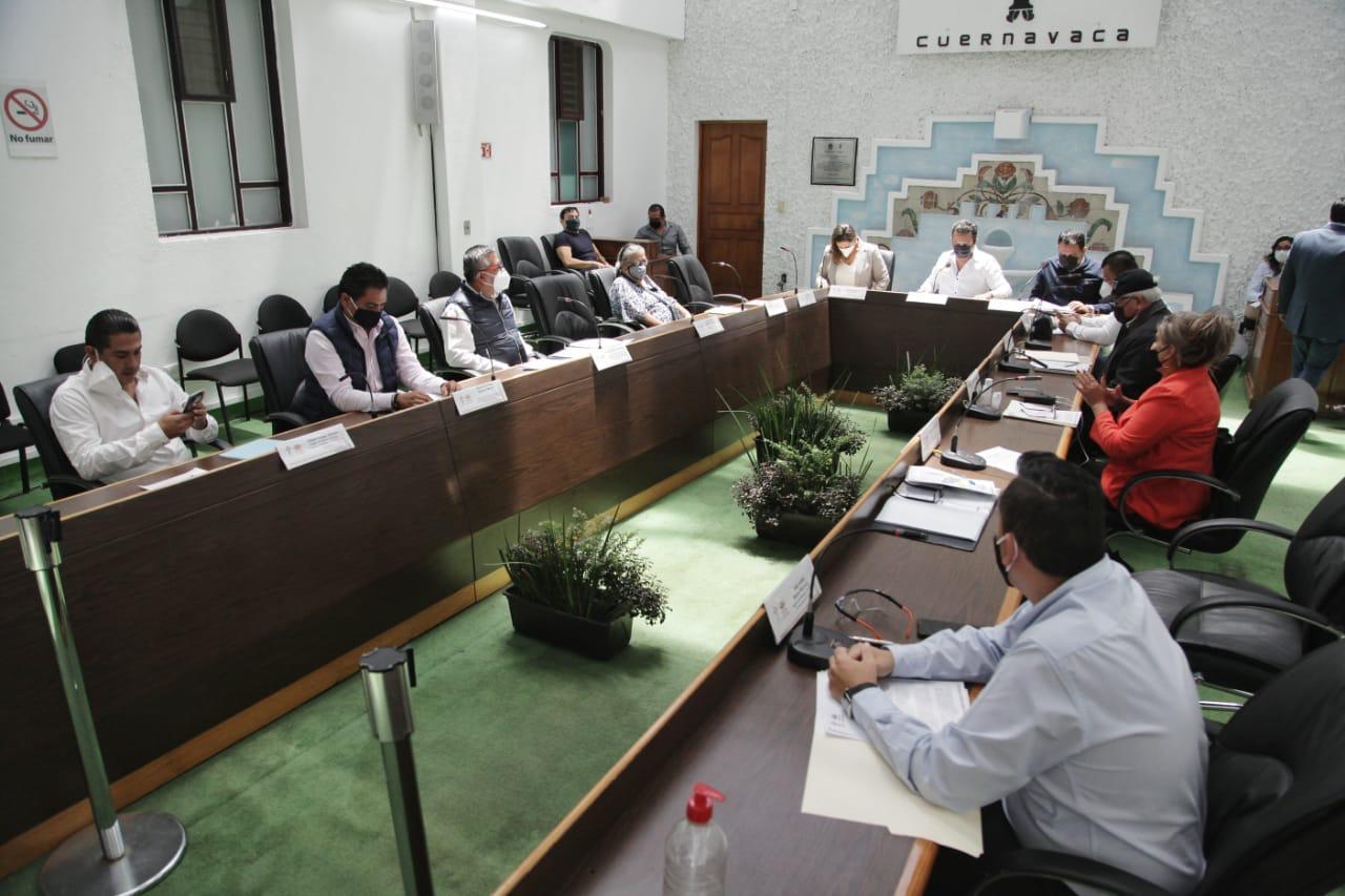 Crisis financiera de Cuernavaca se debe a deudas heredadas por pasadas administraciones: Villalobos