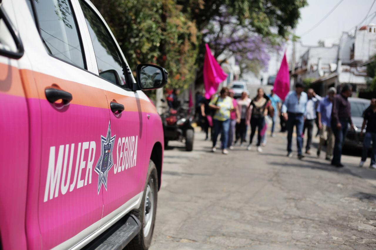 Fortalece ayuntamiento de Cuernavaca acciones vs. violencia familiar durante contingencias por Covid-19