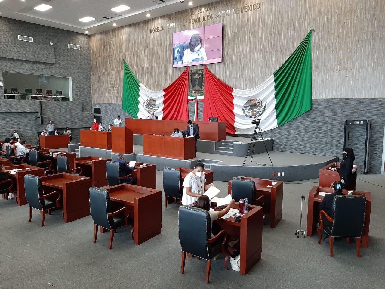 Diputados del estado se reúnen para discutir cómo se llevara a cabo La Nueva Normalidad en Morelos