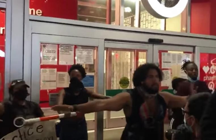 Lo que no se ve en la TV sobre las protestas en Estados Unidos (VIDEO)
