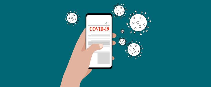 Redes sociales repletas de información falsa e impostores tratando de sacar provecho al COVID-19