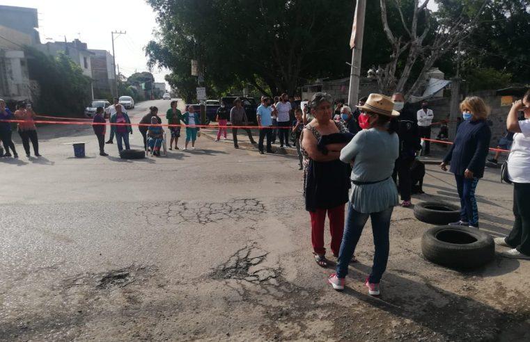 Ocho colonias de Cuernavaca exigen a SAPAC que les suministren agua potable