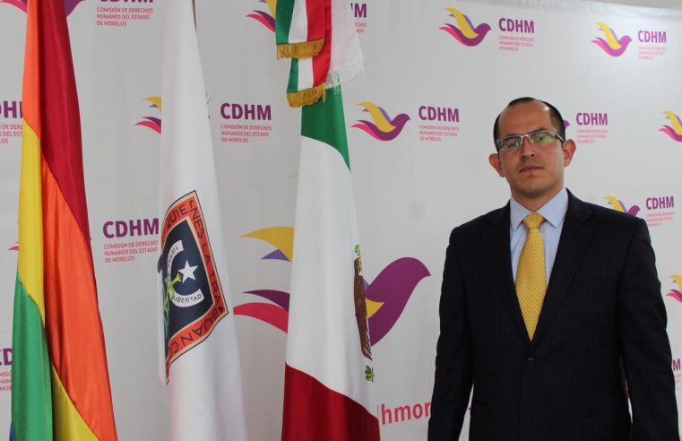 Presidente de la CDHM asegura que la institución ya no obedece a intereses políticos