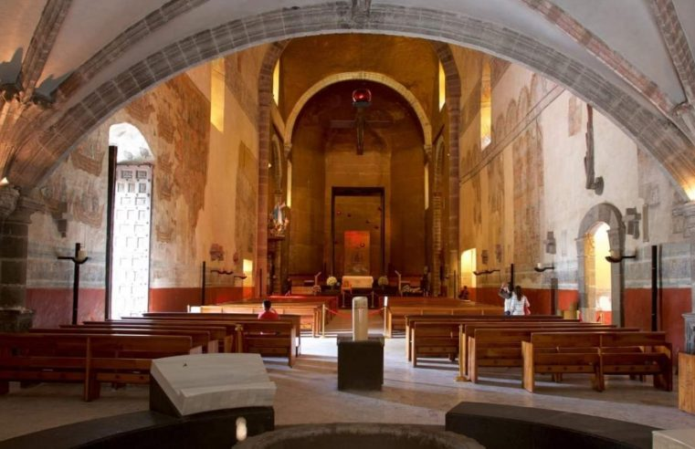 Iglesias en Morelos  aún sin fecha de apertura