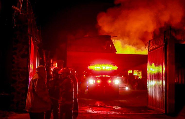 CCE llamo a los tres órdenes de gobierno para ayudar sector de personas que se quedaron sin empleo luego del incendio