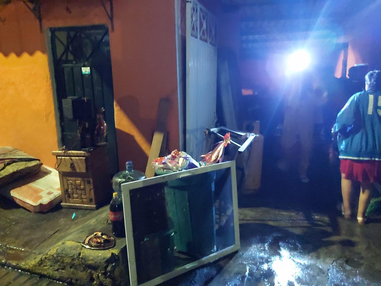 Protección Civil llamó a los ciudadanos a estar alerta ante la llegada de una fuerte temporada de lluvias