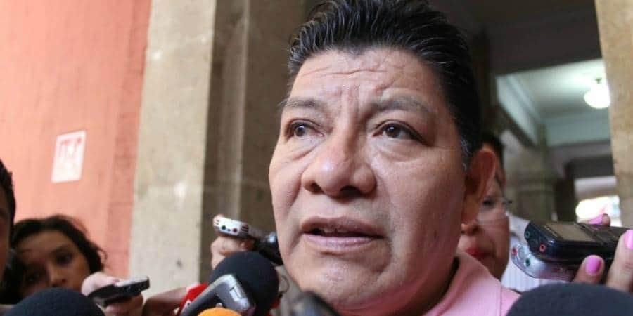 Matías Quiroz aseguro que aún es incierto si el Sol Azteca hará alianza electoral con otros partidos políticos