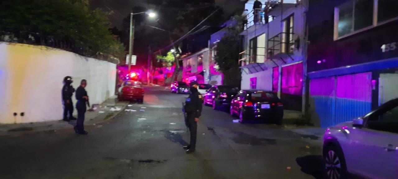 Suspenden fiesta privada en Cuernavaca