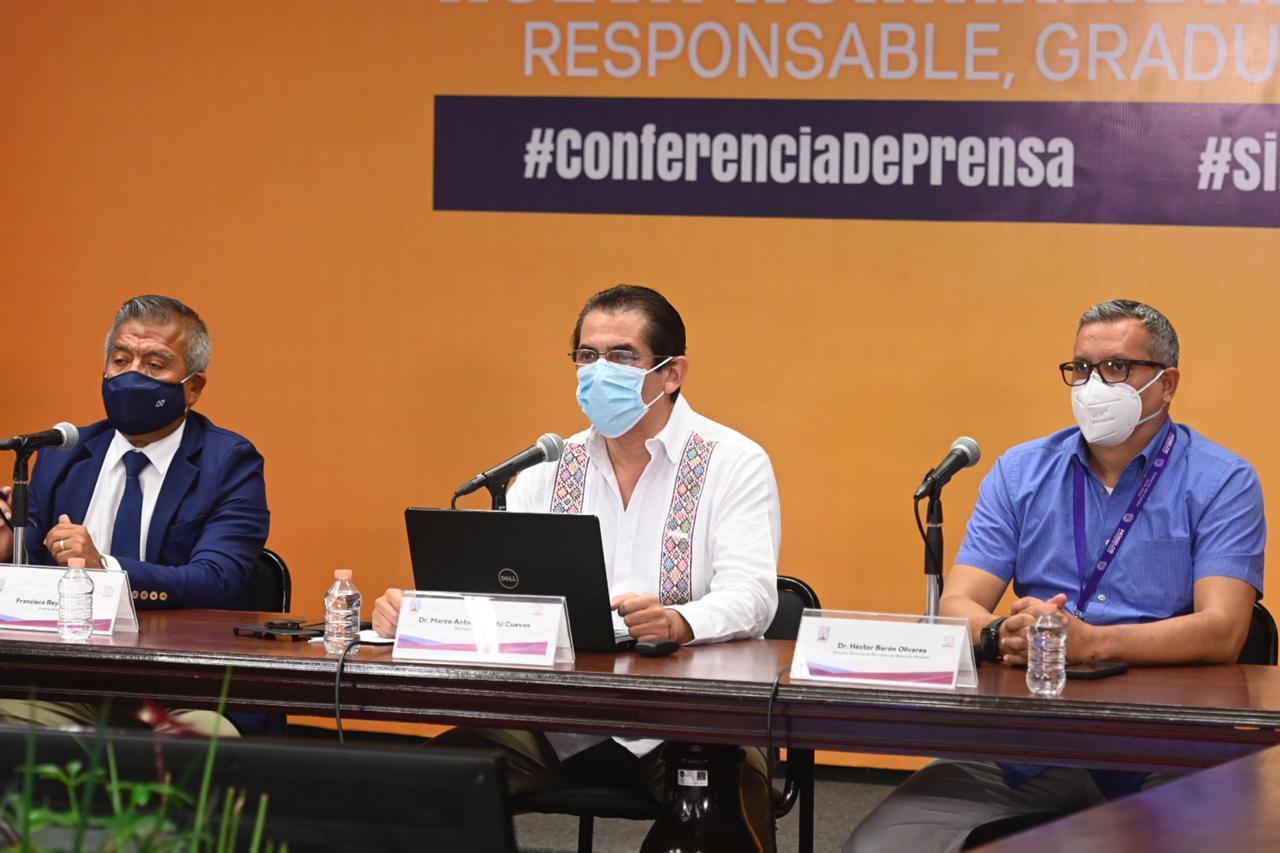Registran 994 defunciones por Covid-19 en Morelos