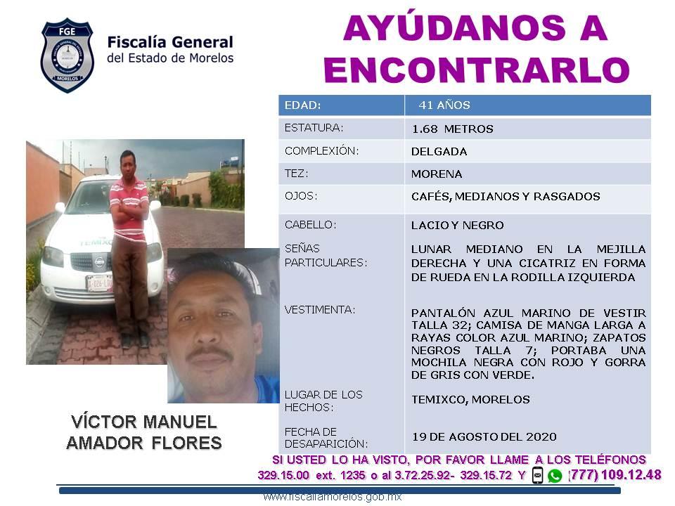 Desaparece taxista en Tepetzingo
