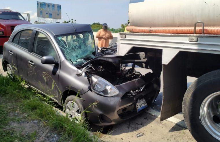 Incrementan en un 30% el número de accidentes vehiculares