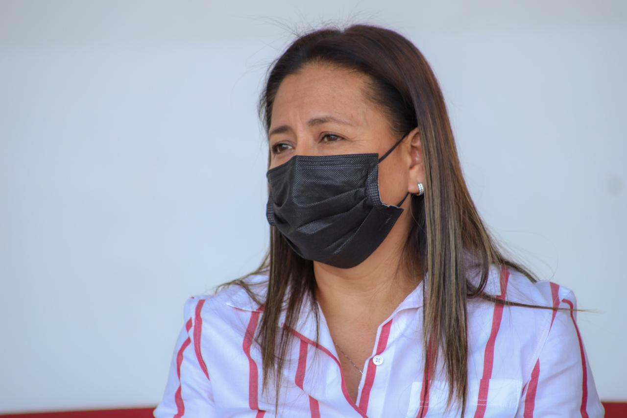 Alejandra Flores invita a las autoridades a reforzar la seguridad en panteones de Cuernavaca