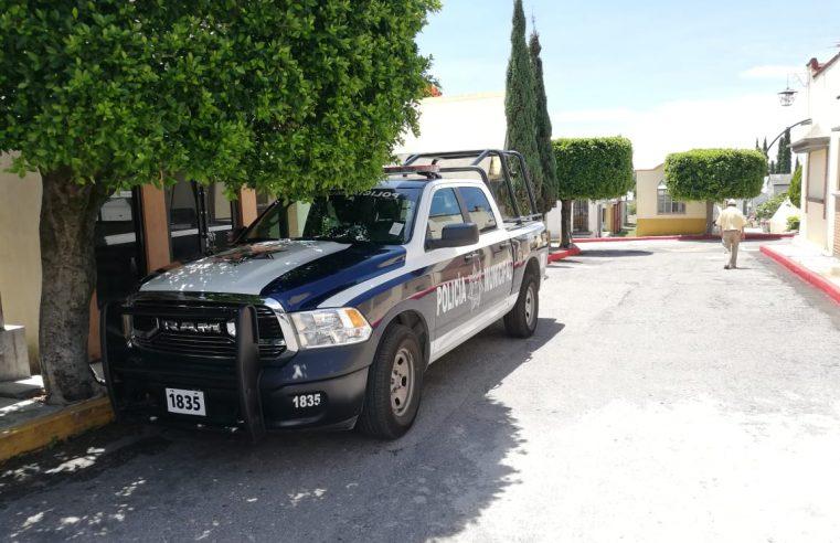 24 horas de seguridad en el panteón de la Paz tras robos registrados las últimas semanas