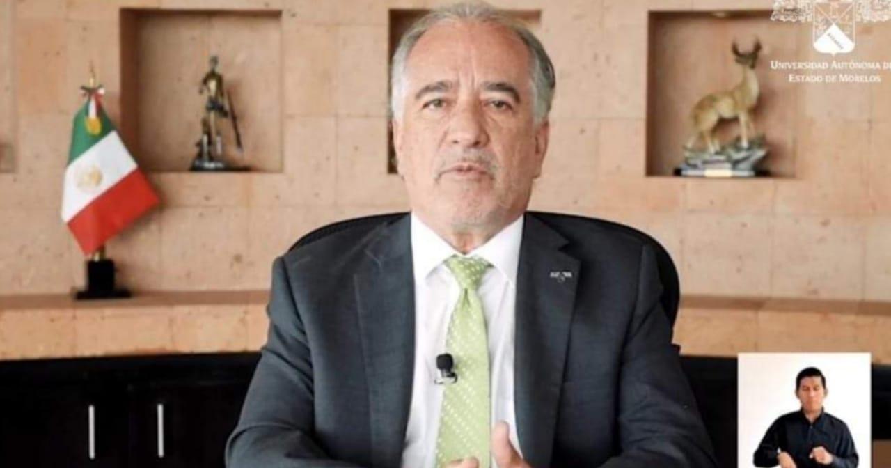 No hay recursos para el pago de salarios : rector de la UAEM