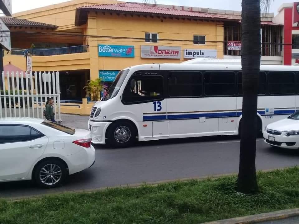 En cuarentena aumentan los asaltos al transporte