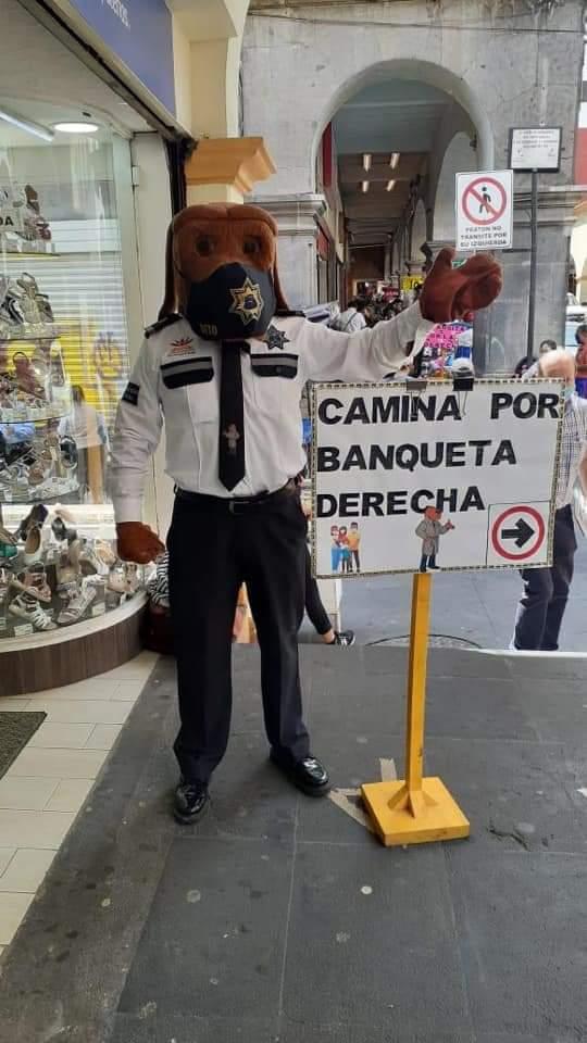 Continuá SSP de Cuernavaca con acciones de prevención por Covid-19