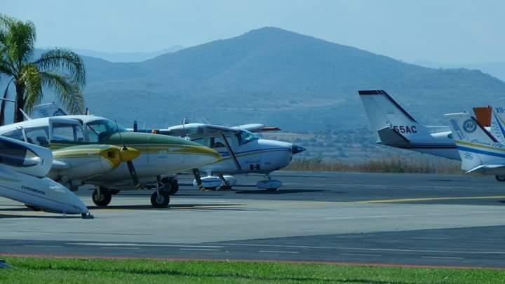 Sujetos roban avioneta del Aeropuerto Mariano Matamoros