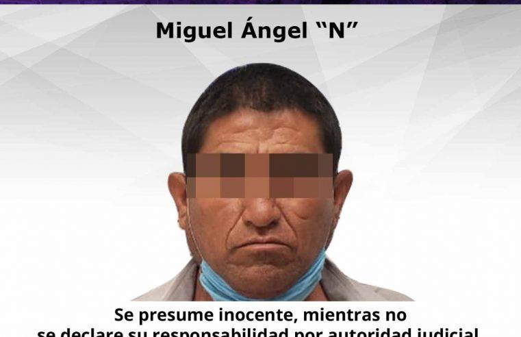 Imputan a sujeto violación equiparada en Jantetelco