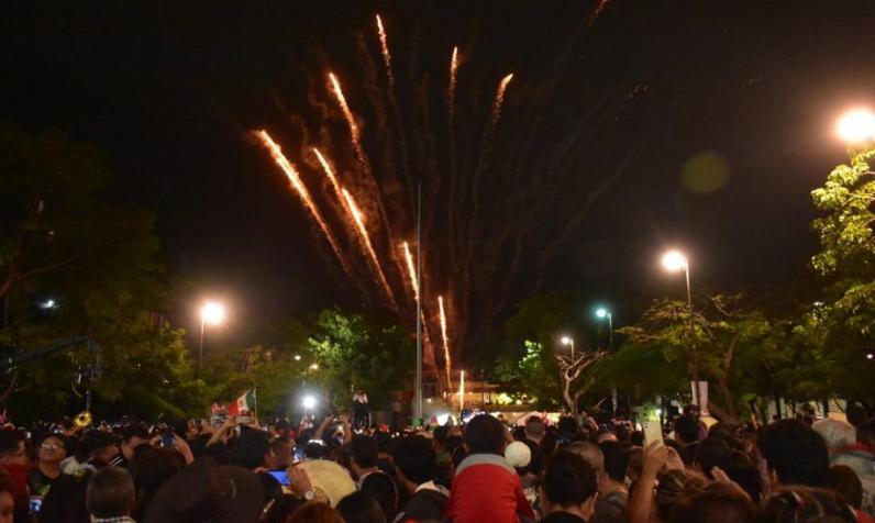Por COVID-19, suspenden fiestas patrias en Cuernavaca