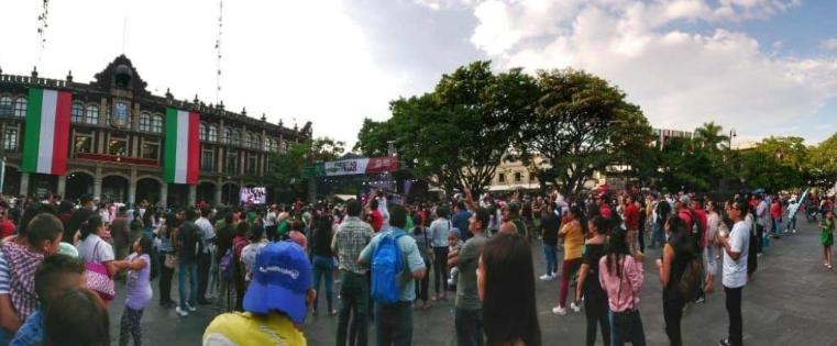"""""""El Grito"""" en Morelos se realizará sin público"""