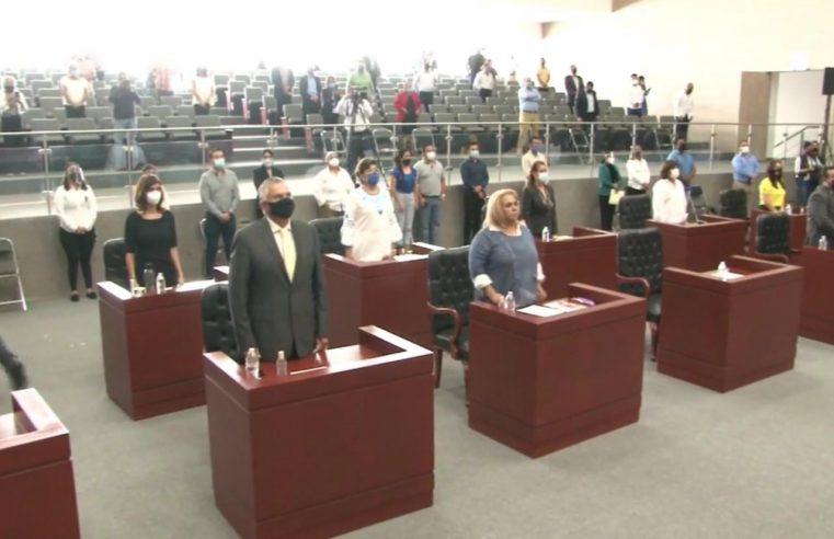 Inicia el primer periodo ordinario de sesiones del tercer año de trabajos del Congreso de Morelos