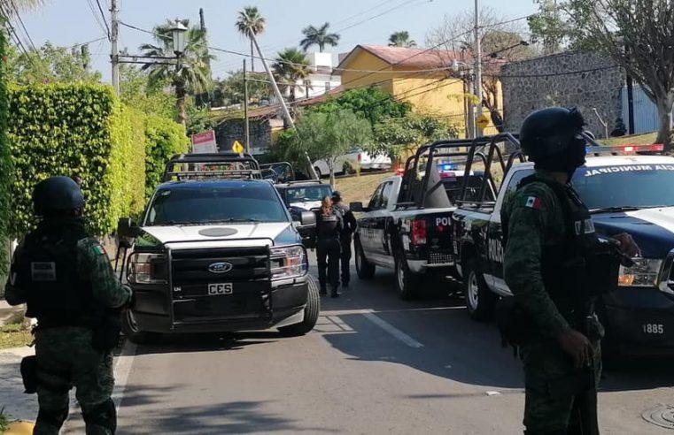 Asesinan a un policía de Cuernavaca en Burgos