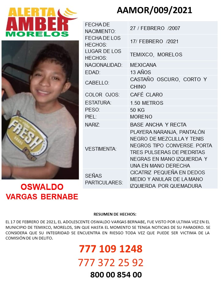 Oswaldo Vargas Bernabé