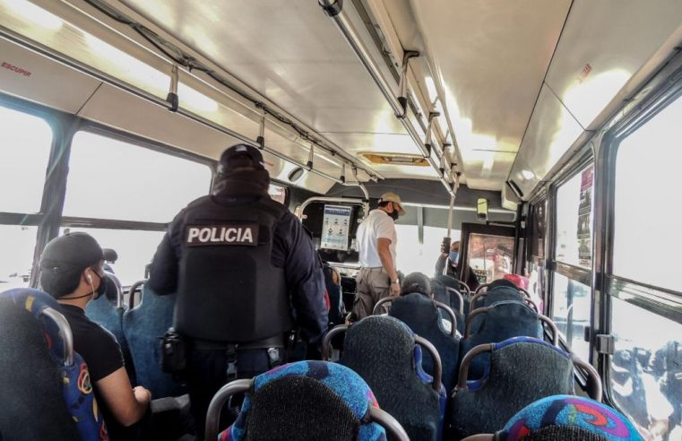 """Mantiene Seguridad Pública operativo """"Pasajero Seguro"""""""