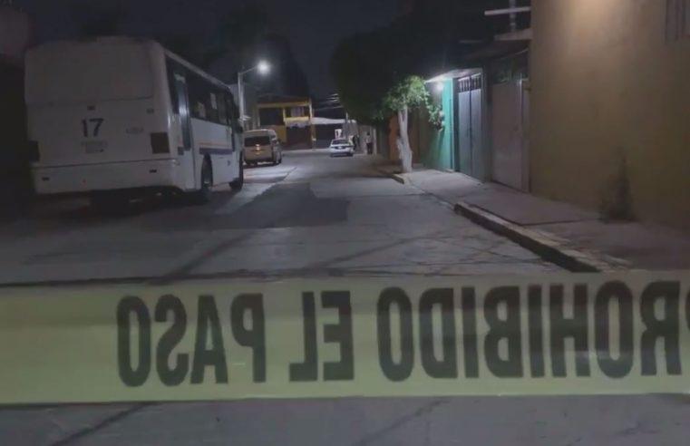 Asesinan a golpes a un hombre en la colonia El Porvenir de Jiutepec